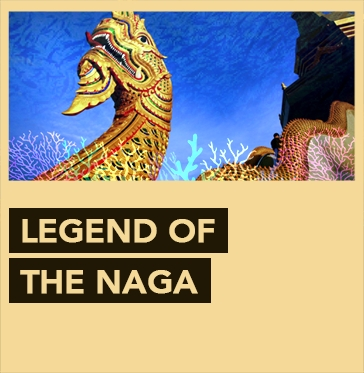 Escape Game Legend of the Naga, Escape Hunt. Bangkok.