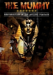 Escape Game The Mummy Returns - Resurrection of the Ancient Pharaoh, Escape Room. Bangkok.